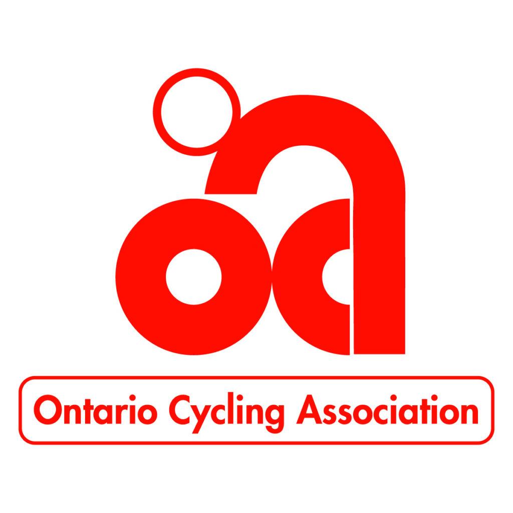 Logo of the Ontario Cycling Association
